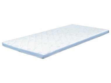 MERADISO® Oboustranná podložka na matraci