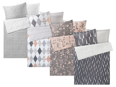 MERADISO® Saténové ložní prádlo BIO