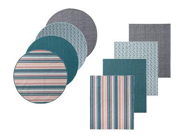 MERADISO® Ubrus kulatý Ø 160cm / hranatý 130 x 160 cm