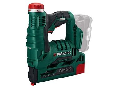 PARKSIDE® Aku sponkovačka 20V PAT 20-Li A1- bez akumulátoru