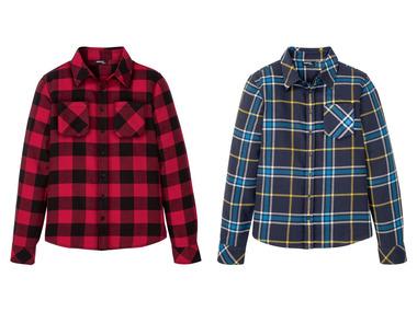 PEPPERTS® Chlapecká flanelová košile