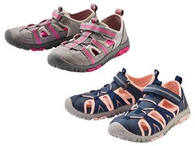 PEPPERTS® Dívčí outdoorová obuv Air & Fresh