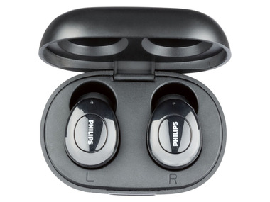PHILIPS Bezdrátová sluchátka In Ear True Wireless TAT2205BK