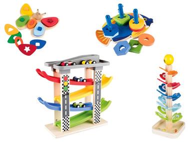 PLAYTIVE® Dřevěná motorická hračka