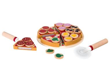 PLAYTIVE® Dřevěná pizza