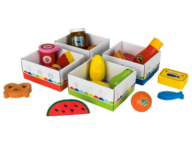PLAYTIVE® Dřevěné potraviny