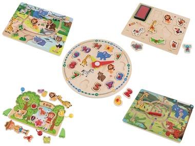 PLAYTIVE®JUNIOR Dřevěná hra