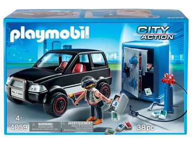 Playmobil Trezorová loupež