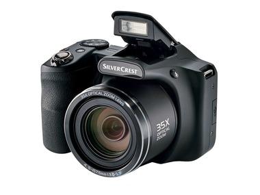 SILVERCREST® Digitální fotoaparát SBK 35 A1