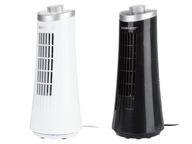 SILVERCREST® Mini sloupový ventilátor