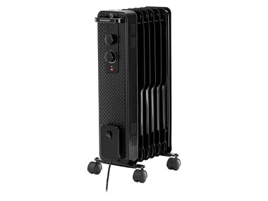 SILVERCREST® Olejový radiátor SOR 1500 D3