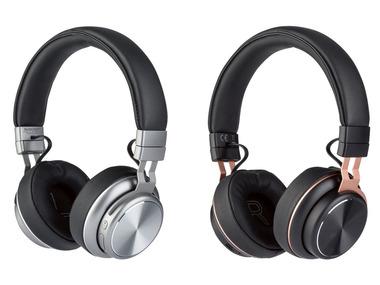 SILVERCREST® On Ear Bluetooth® sluchátka SBKP 1 A3