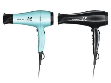 SILVERCREST® Vysoušeč vlasů s ionizační technologií SHTR 2200 G2