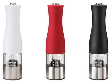 Silvercrest Kitchen Tools Elektrický mlýnek na sůl a pepř