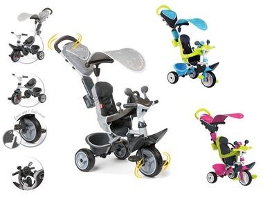 Smoby Dětská tříkolka Baby Driver Confort