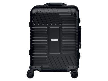 TOPMOVE® Hliníkový skořepinový kufr 32 l
