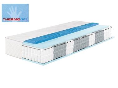f.a.n. 7zónová matrace Boxspring s integrovanou gelovou termo vrstvouTvrdost: Výška:Rozměry: