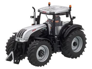 siku Traktor Streyr 6230 CVT Blackline
